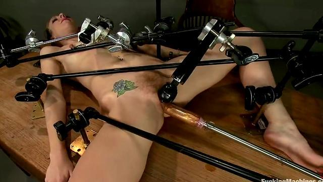 Angelica Bright learning group fuck