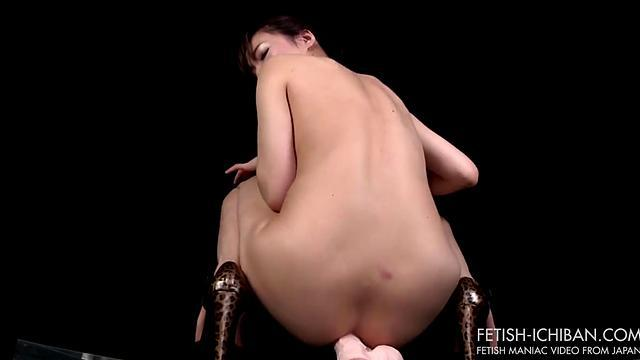 horny asian alexis fuck by black dick