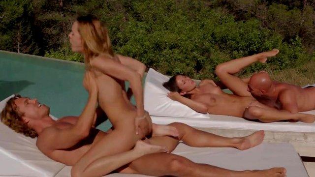 nude handjob