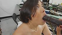 busty mio hard fuck in bedroom